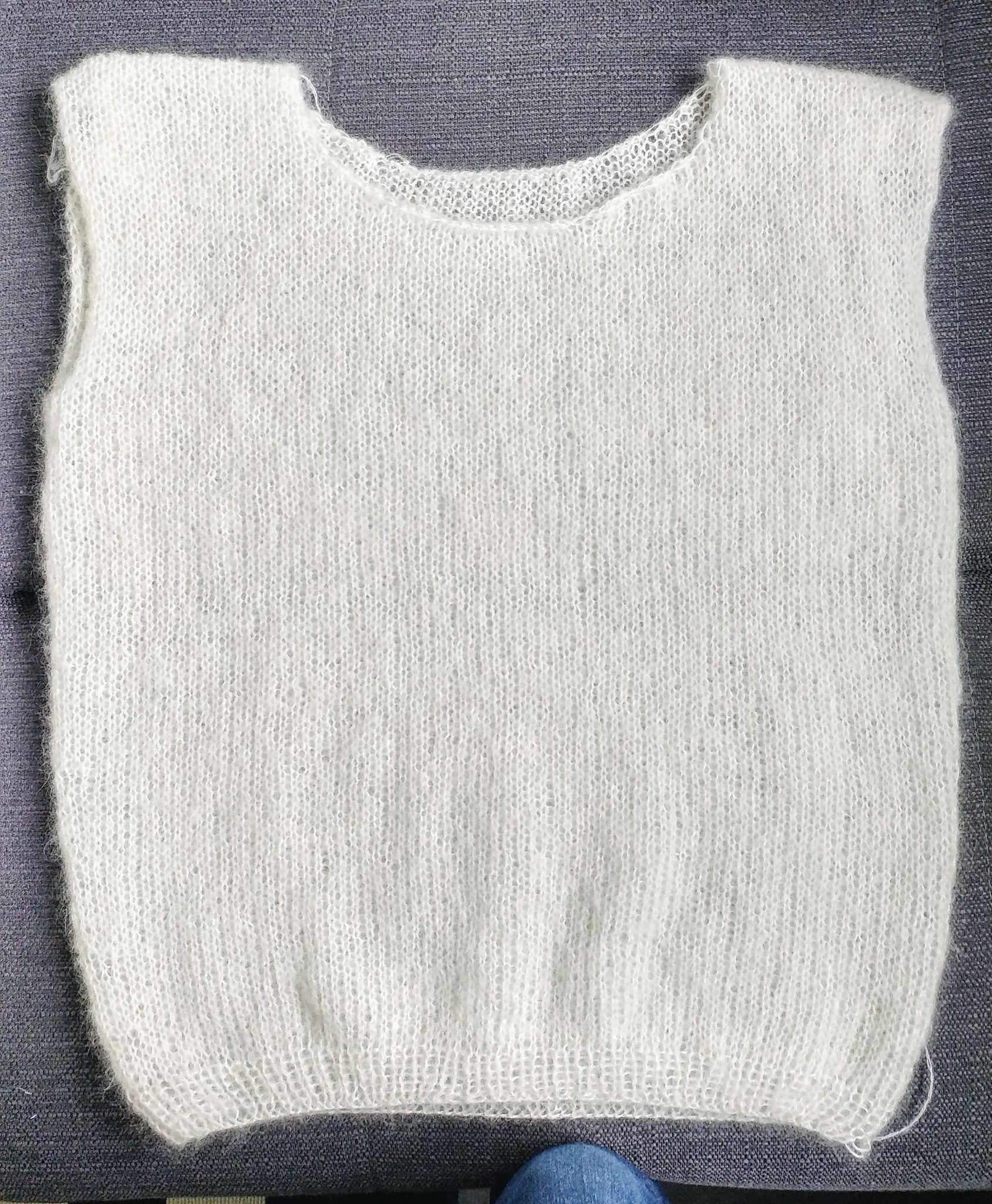 Finir de tricoter un pull après l'hiver - Dans la bulle de MissLilou | Tricot pull, Tricot et ...