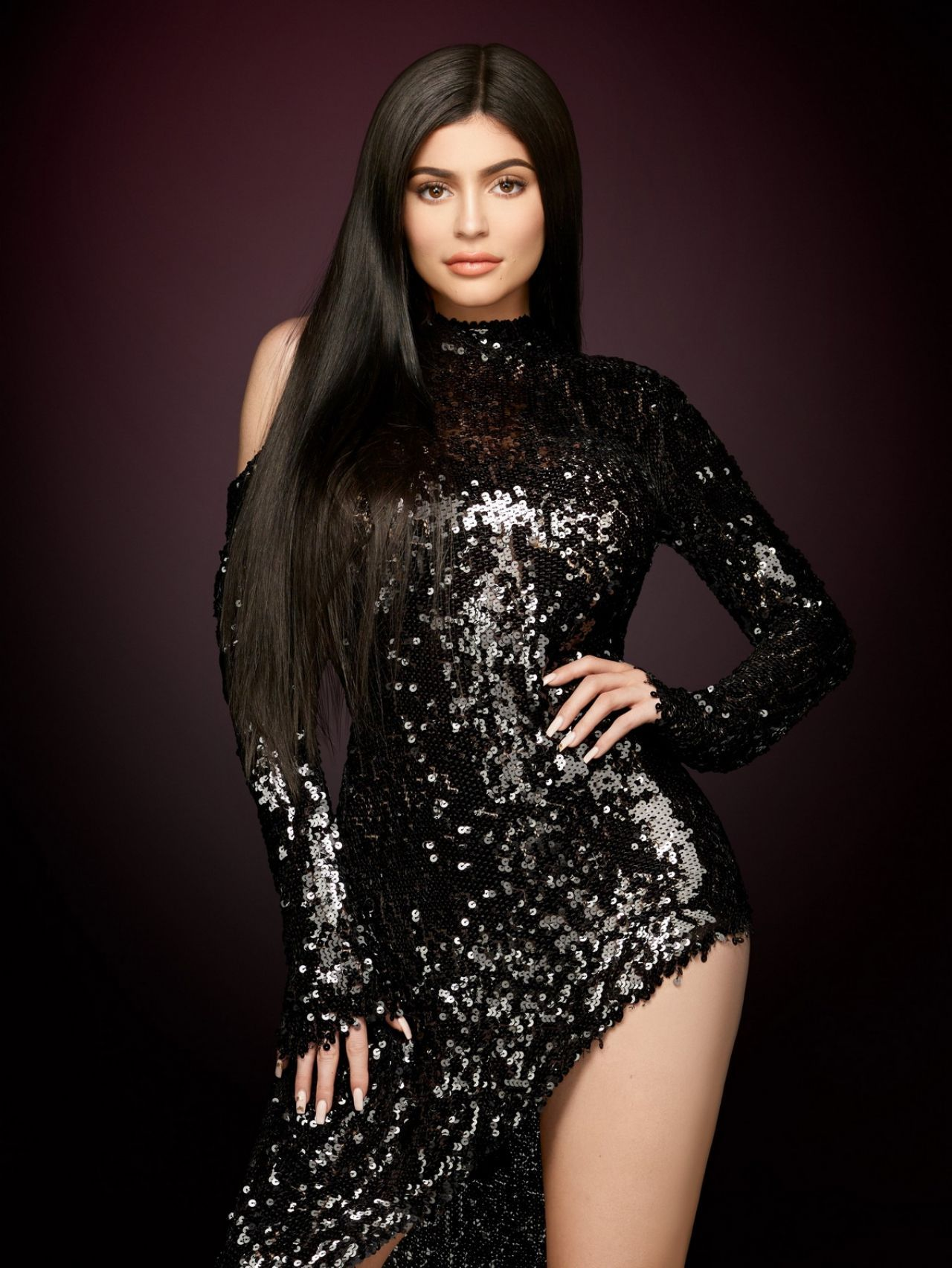 69b6317493f Kylie Jenner – Keeping Up With The Kardashians Season 14 Promo Photoshoot