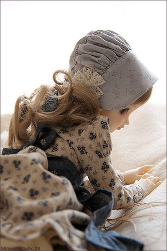 "Emmeline in ""Arcadia dolls"""