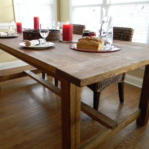 Country Style Dining Room Table Plans  Httpecigcoach Adorable Farmhouse Dining Room Table Plans Review