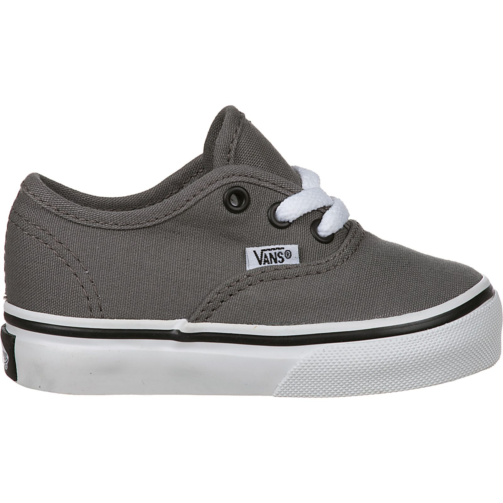 1116ae73682 Pewter Canvas Baby Vans. Thanks  Bonnie Fromm and Uncle Joel for the awesome  shoes!