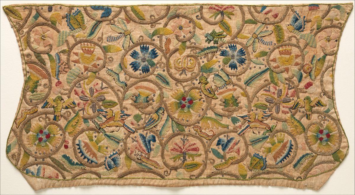 Coif british the met tudor elizabethan clothing pinterest