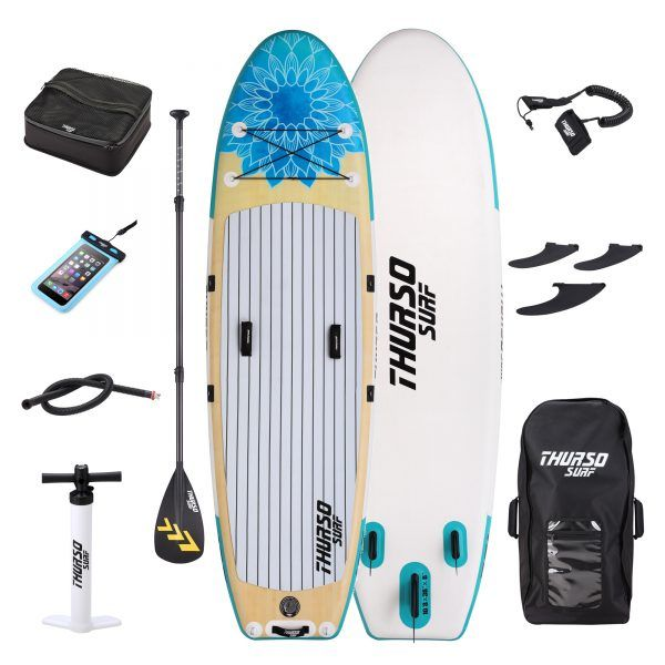 Best Yoga SUP Paddle Board