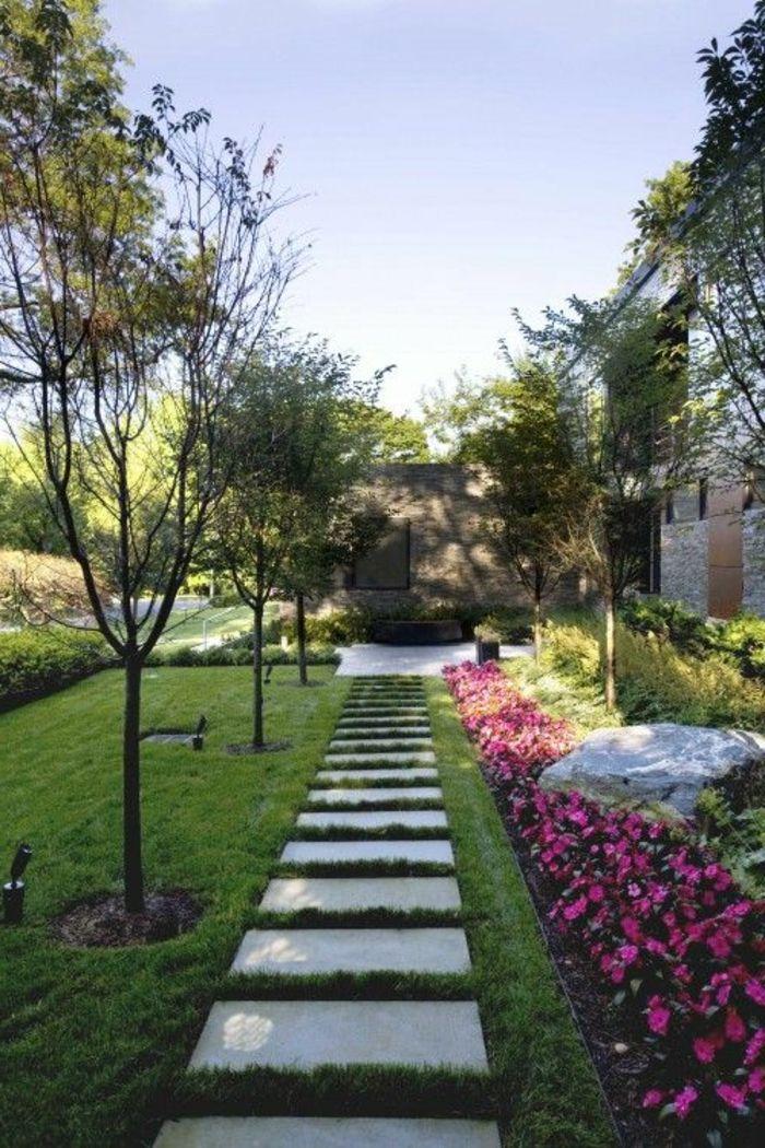Nos propositions en vidéos pour faire une allée de jardin! | Outdoor ...