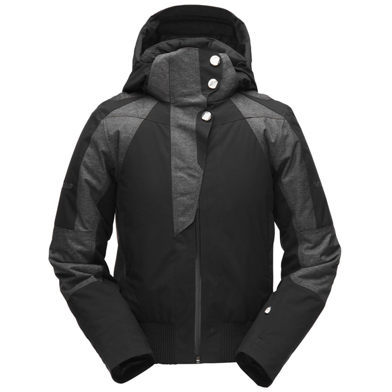 Spyder Womens Meribel Bomber Gore-tex Ski Jacket