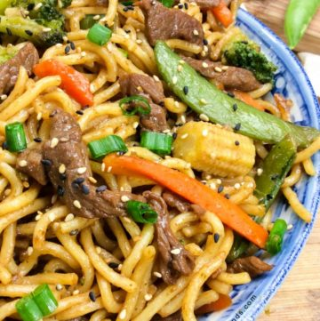 Easy Beef Chow Mein Recipe Our Recipe Is Quick Easy And Delish With Video Recipe Beef Chow Mein Chow Mein Recipe Chow Mein