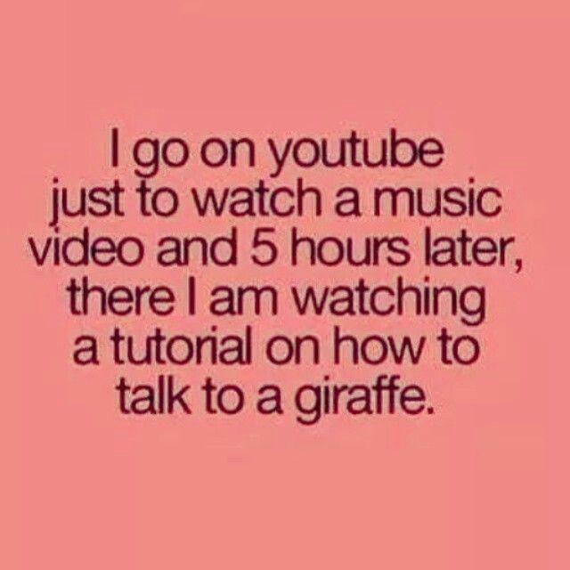 This always happens to me! XD
