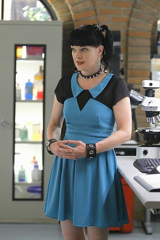 Pauley Perrette - love her role