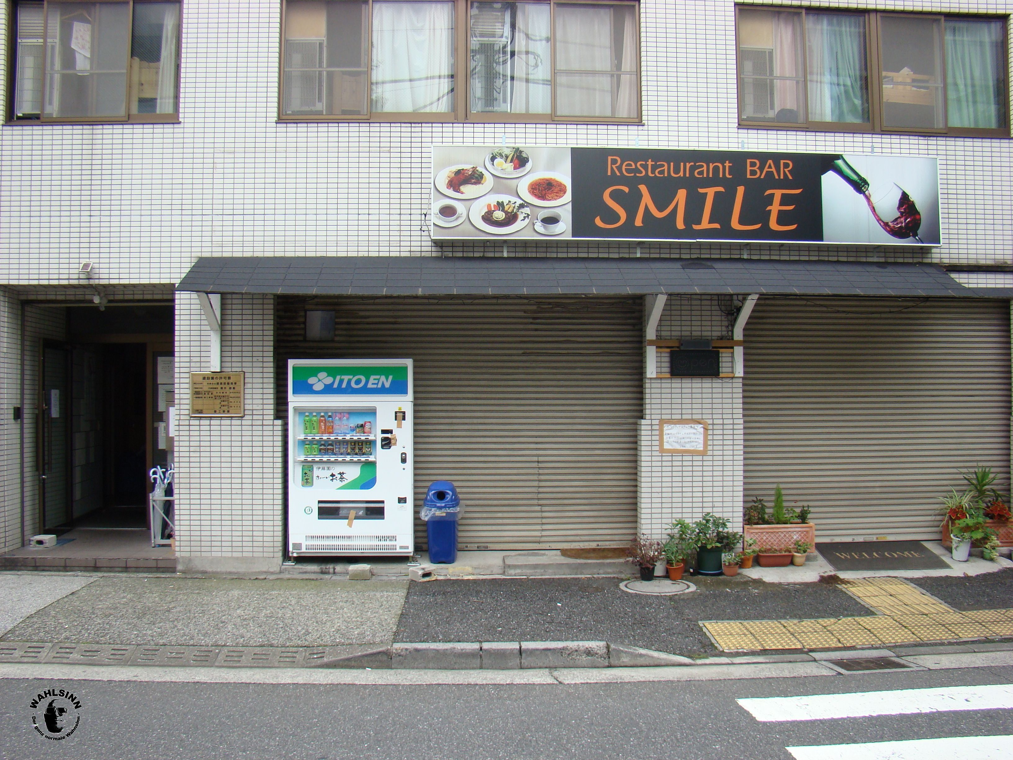 Japan // Tokio - Asakusa Smile Hostel