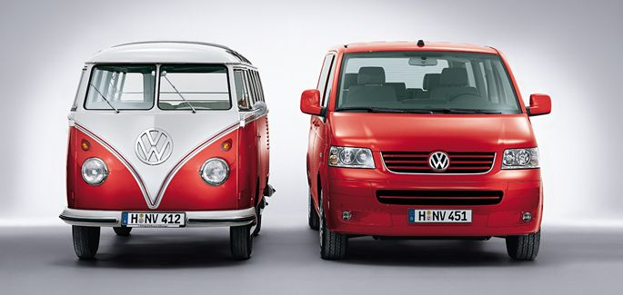 The #VW vans continue their evolution