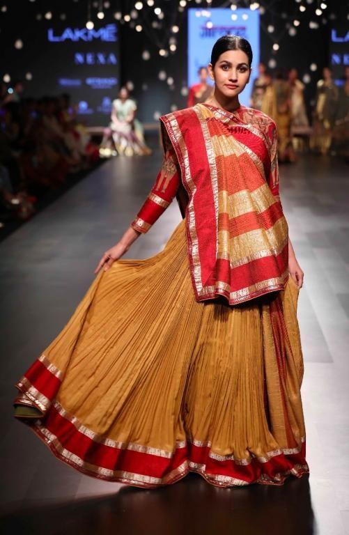 Gaurang Lakme Fashion Week Aw 17 23 Lakme Fashion Week Fashion Latest Fashion Design