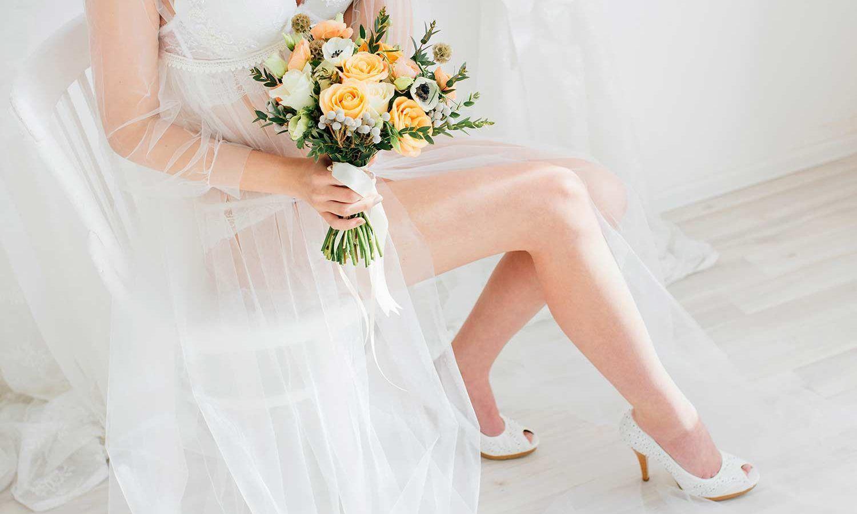 Brautunterwäsche - der perfekte Look unter den Brautkleid