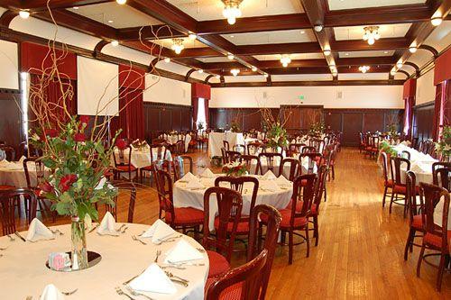 The Grand Ballroom Paso Robles Inn Spa Paso Robles Ca