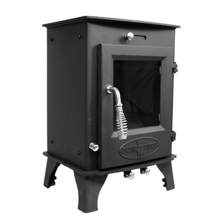SMALL STOVE: The Dwarf 5kw