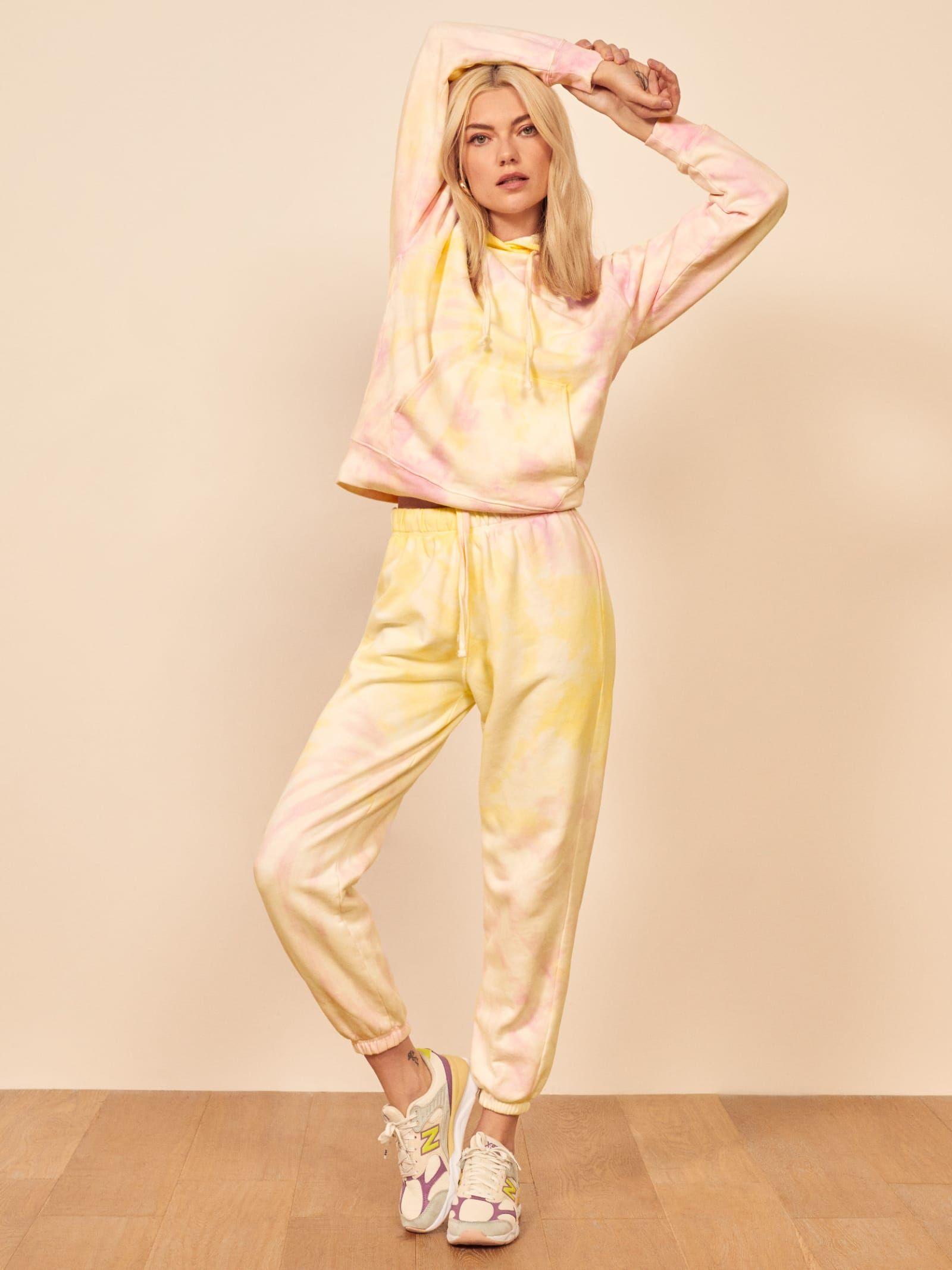 Classic Sweatpant Bleach Tie Dye Tie Dye Outfits Sweat Women [ 2133 x 1600 Pixel ]