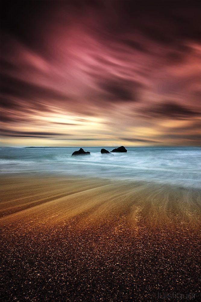 "gyclli: "" Taken at Malpaís, Guanacaste, Costa Rica Malpaís Beach **** By Luis Figuer """