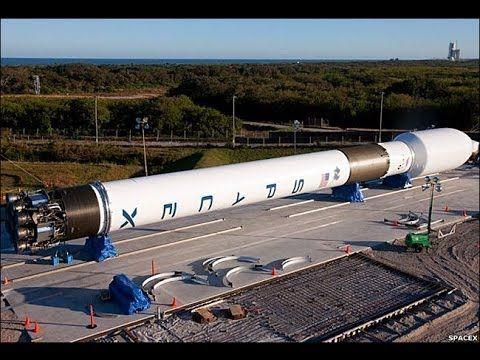 Tech Insider: SpaceX Falcon 9 Rocket