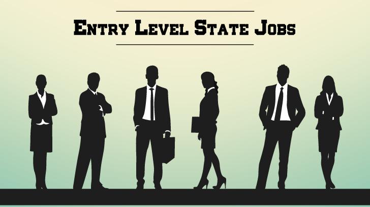 Find state jobs