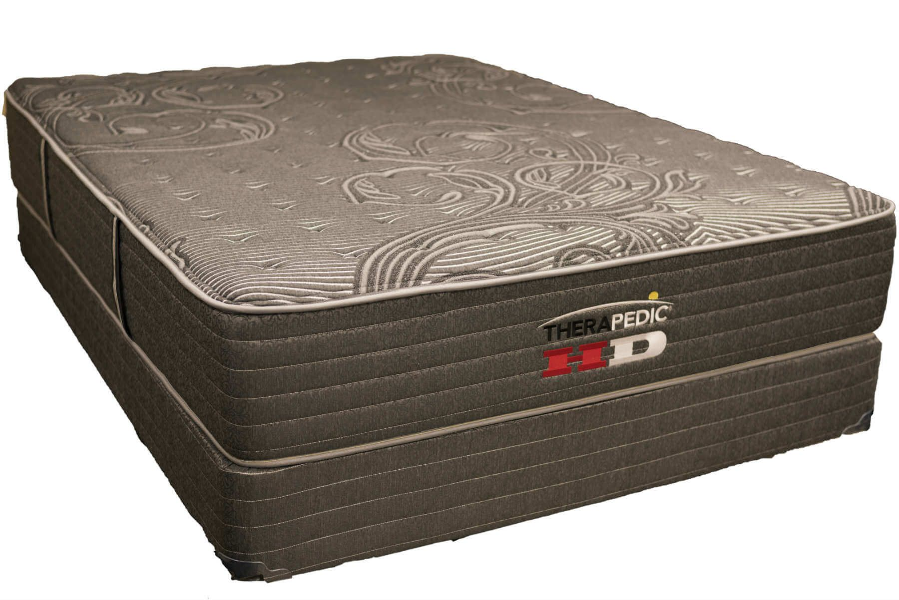 therapedic hd fortress firm mattress therapedic mattresses are