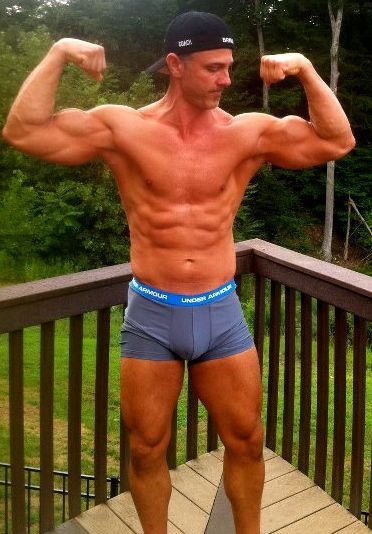 Mark Martell Vegan Bodybuilder Vegetarian Bodybuilders