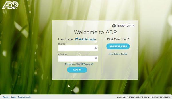 ADP Workforce Now Login Employee, Administrator