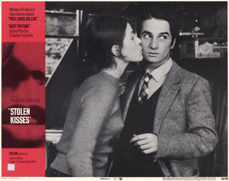 Stolen Kisses (1968) Baisers volés (original title) François ...