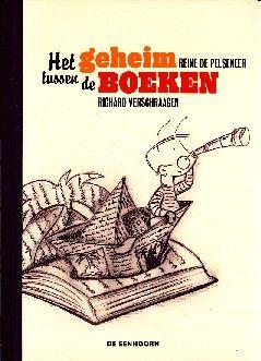 Het geheim tussen de boeken - Reine De Pelseneer