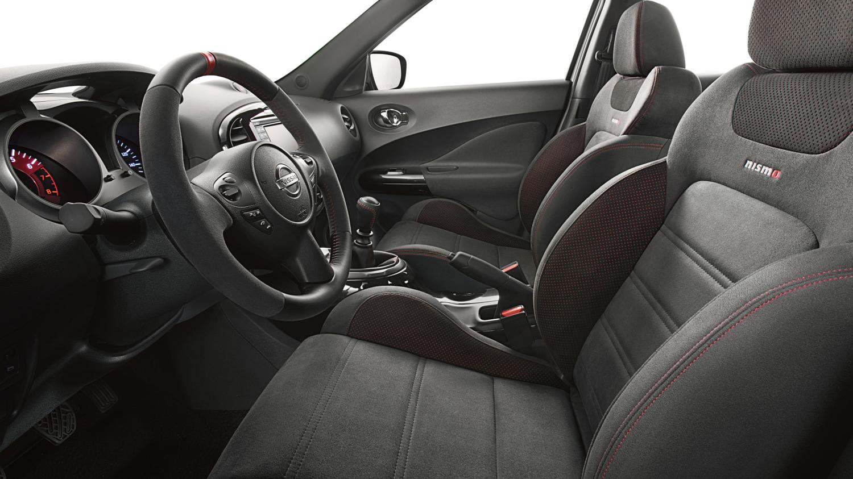 Nismo Nissan Juke Interior