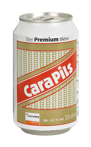 CARA pils 4,4% can 33cl
