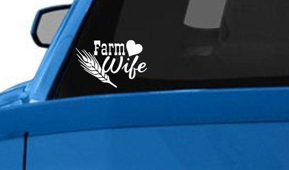 Rancho Vinyl Decal Decal for laptop windows wall car boat