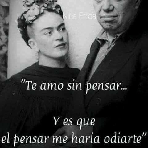 Pin De Paasio Mas En Frida Kahlo Pinterest Amor Frida Y Frida Kahlo