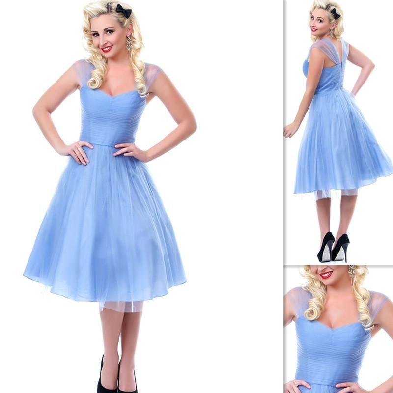 Tea Dresses for Prom