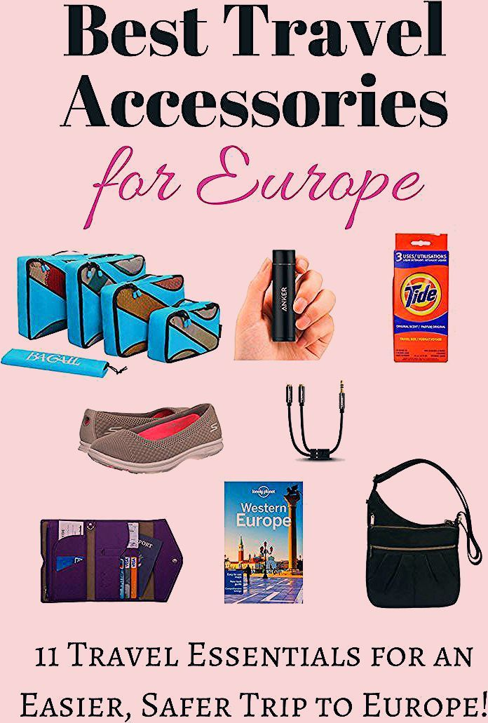 Photo of 11 Best Travel Accessories for Europe