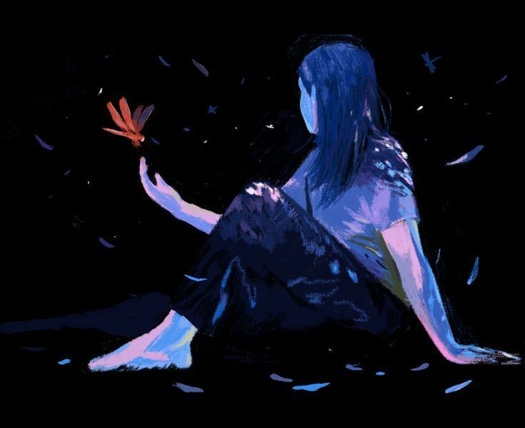 Illustration student in new york xiao hua yang interview