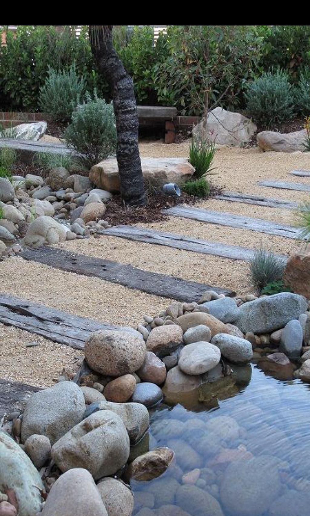 34 Fabulous Modern Rock Garden Ideas You Should Try Now ...