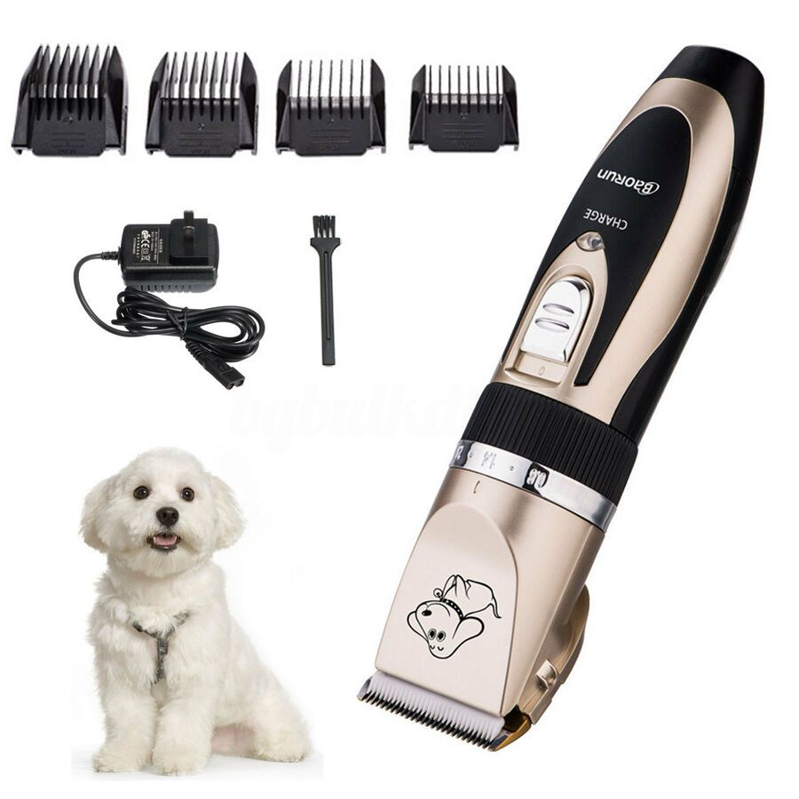 Cordless Electric Pet Cat Dog Hair Trimmer Clipper Shaver Comb Grooming Kit Uk Ad Sponsored Cat Dog Dog Grooming Dog Grooming Tools Dog Grooming Supplies