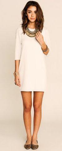 White Dress Accessories