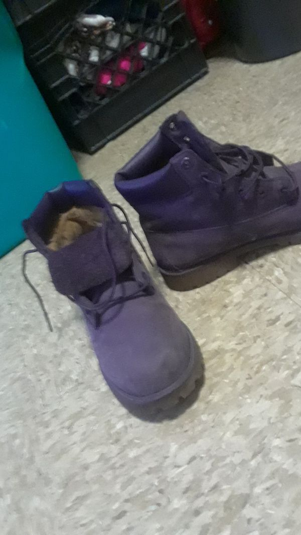 Purple tims Purple, Boots, How to wear