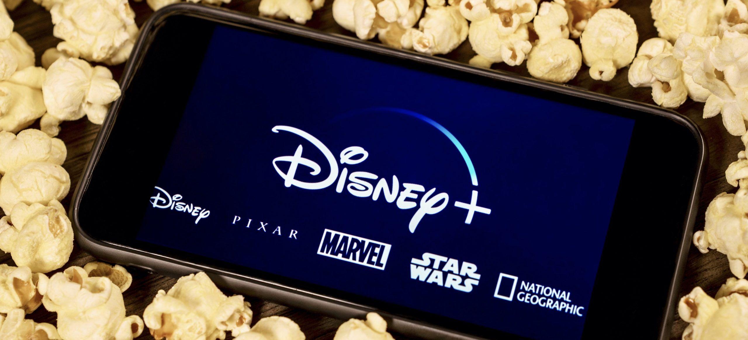 Mit Disney+ steht ein weiterer StreamingGigant in den