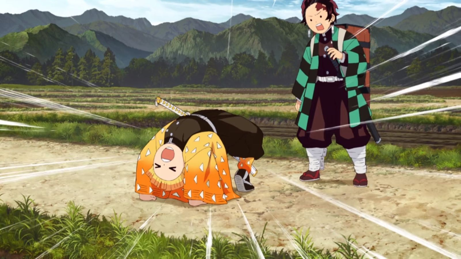 Demon Slayer: Kimetsu No Yaiba Episode 11: The Monster's House in the Woods — - I drink and watch anime | Slayer, Slayer meme, Anime demon