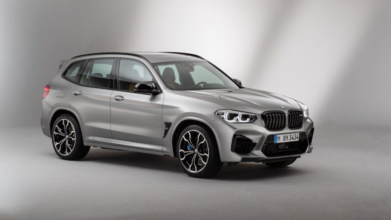 The 2020 Bmw X3 M Is Yet Another Physics Defying Super Suv Bmw