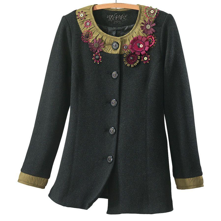 N7539 S - Serenade Jacket - NorthStyle LOVE!