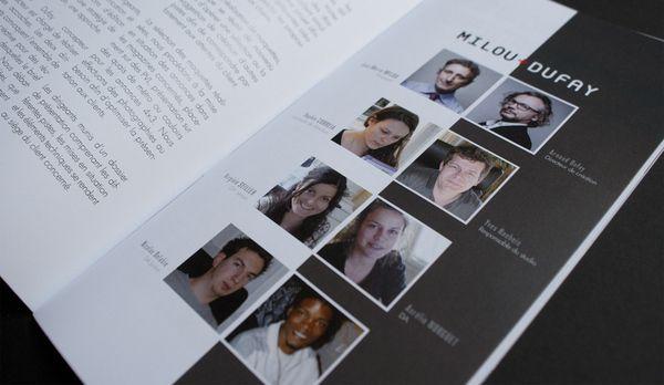 Rapport de stage by Nicolas Delabie, via Behance