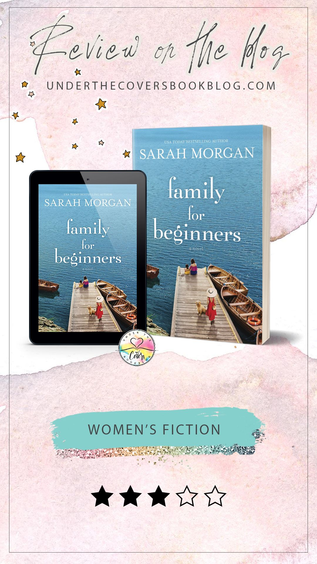ARC Review Family for Beginners by Sarah via