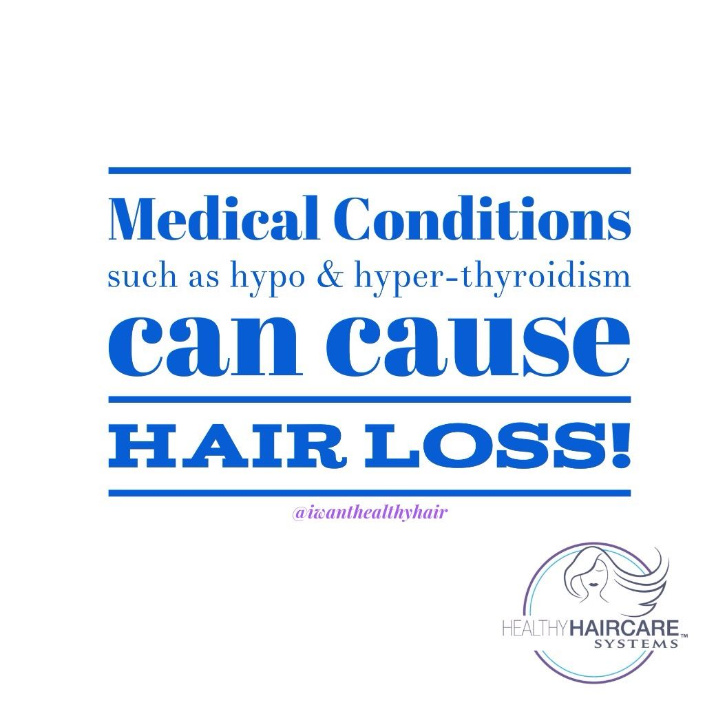 1 of the 10 reasons your Hair isn't Growing! View the rest on www.healthyhaircaresystems.com