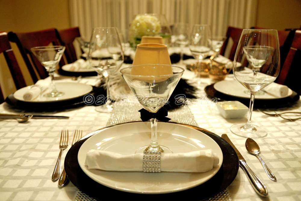 Lovely Murder Mystery Dinner Party Ideas Part - 7: Vintage Hollywood/1950u0027s Murder Mystery Dinner Party Party Ideas