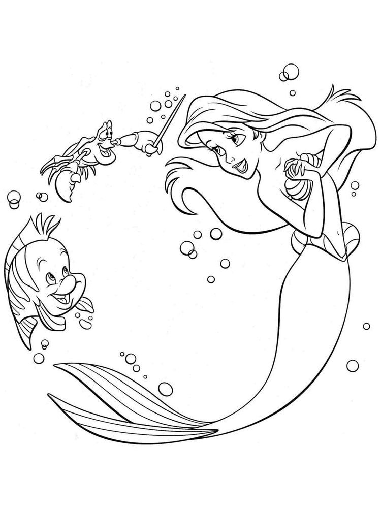 Baby Princess Ariel Coloring Pages Below Is A Collection Of Ariel Coloring Page That You Can Mermaid Coloring Book Ariel Coloring Pages Mermaid Coloring Pages