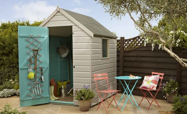 Painted Garden Sheds Ideas Excellent 12 Design Feier Co