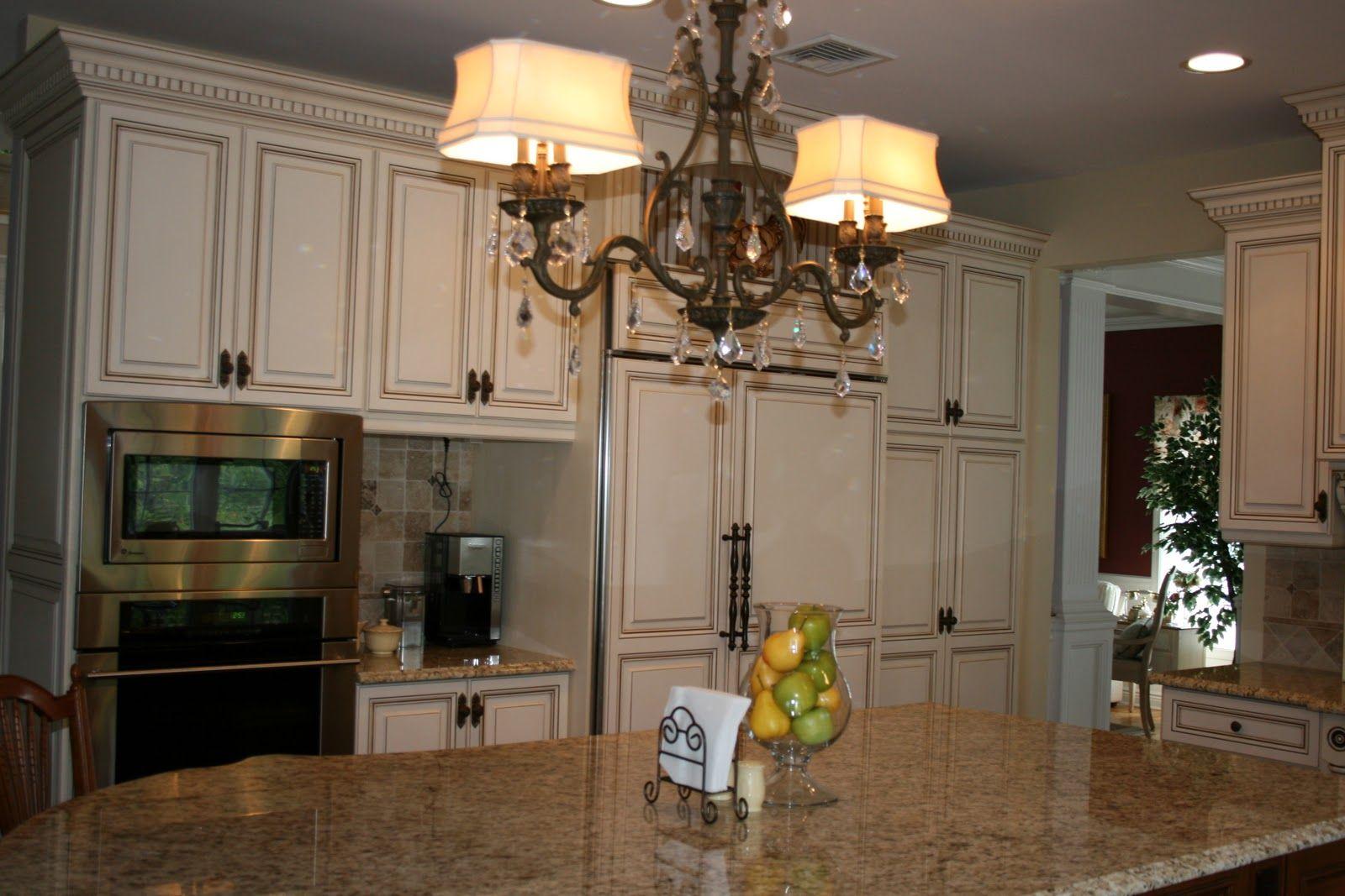 Cream Color Kitchen Cabinets Antique Cream Kitchen Cabinets Buslineus