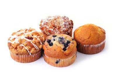 Grundrezept Muffins
